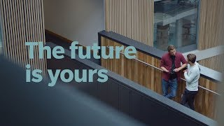 Konica Minolta TV Commercial: The future is yours