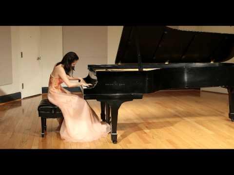 Mina Koike Chopin Etude op.10-10
