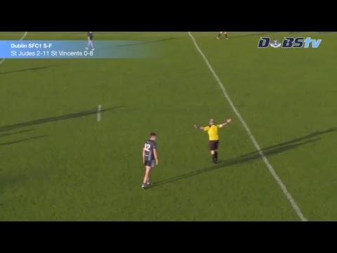 Dublin SFC Semi Finals 14th October
