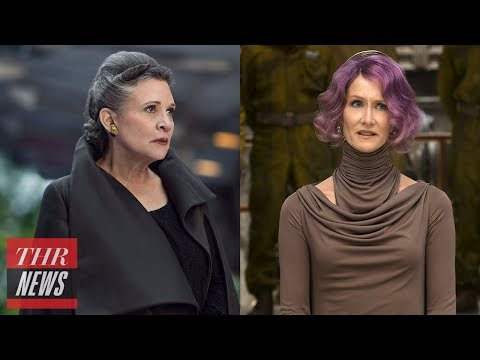 From Haute Couture to Hot Rods: 'The Last Jedi' Costume Designer on His Inspiration | THR News