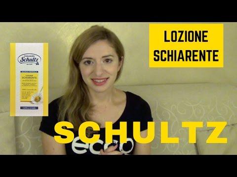 Capelli Biondi Senza Tinta: Lozione Schultz