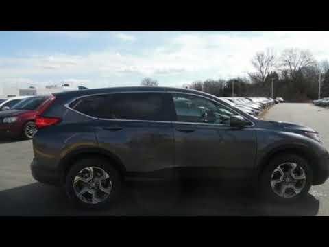 New 2019 Honda CR-V Fredericksburg VA Richmond, VA #FKX016853