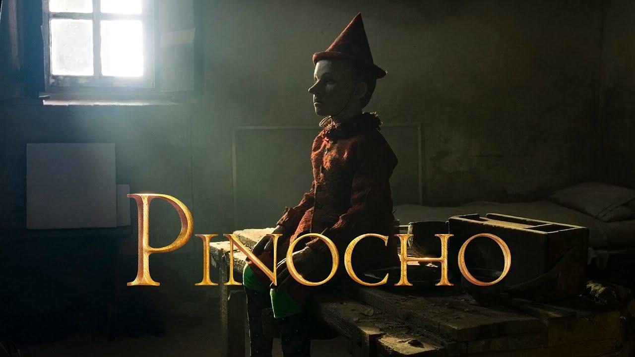 Pinocho se ve increíble en su nueva versión: Clip Exclusivo | GQ México y Latinoamérica