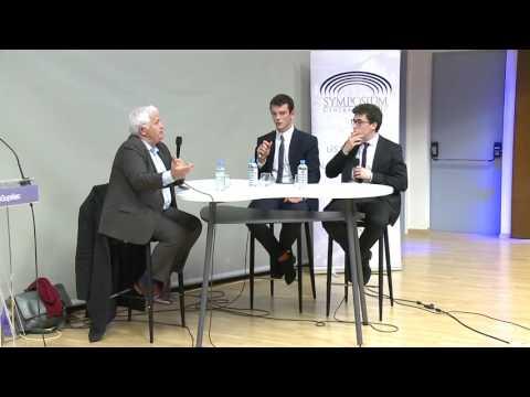 [Audio nettoyé] Espionnage et cybersécurité, Bernard Barbier reçu par Symposium CentraleSupélec