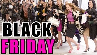 Black Friday Shopping | Drugstore Makeup Deals