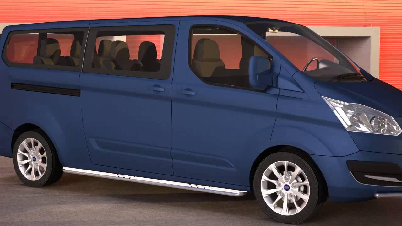 16t4051 antec ford tourneo custom side. Black Bedroom Furniture Sets. Home Design Ideas