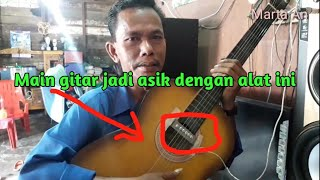 Ide kreative !! Bikin spul gitar dari barang bekas.  Karya ROSLIN TEHNIK.