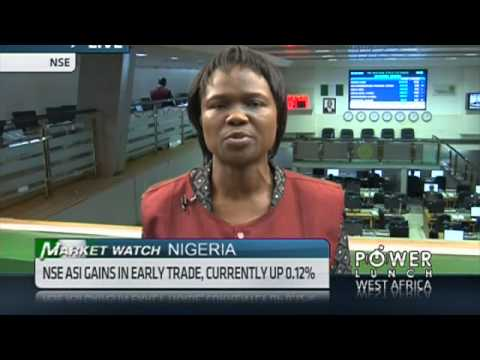 Nigerian Stock exchange gains in early trade