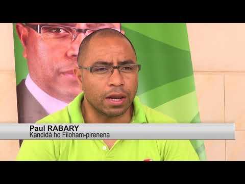 KANDIDA | PAUL RABARY BETSIBOKA