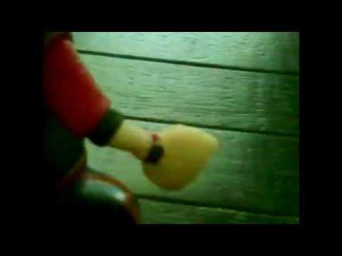 BoBoiBoy Thunderstorm vs BoBoiBoy Lightning (Figurine Stop Motion)