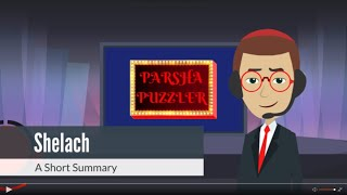 Jewish Animated Torah Videos: Shelach Summary