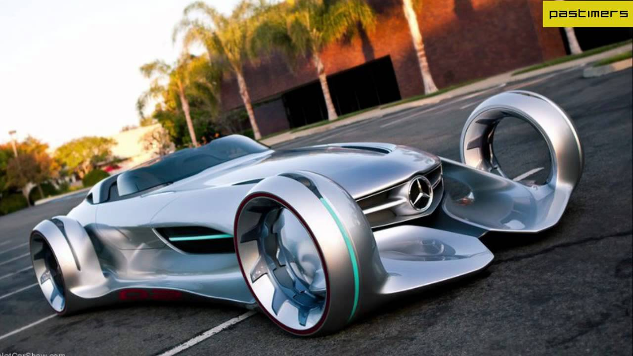 the new futuristic concept car mercedes silver arrow youtube. Black Bedroom Furniture Sets. Home Design Ideas