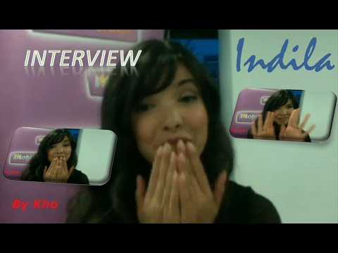 INDILA- L'interview M6mobile