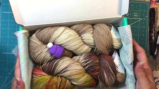 Knit Crate Unboxing Jan 2020