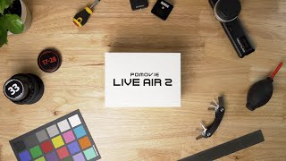 PDMOVIE LIVE AIR 2  //  VERSATILE & AFFORDABLE