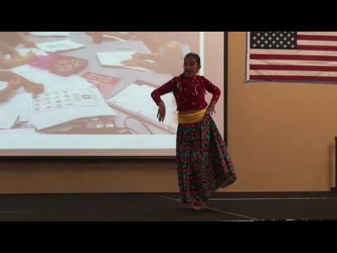Greater Austin Nepali Society Teej 2016