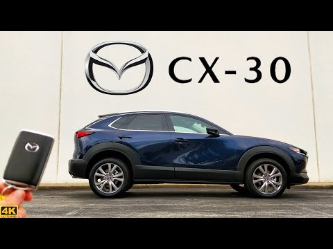2021 Mazda CX-30 // Should you BUY THIS Instead of a CX-5??