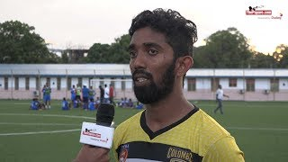 Interview with Colombo Football Club striker - Mohamed Fazal