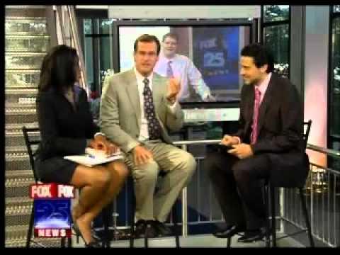 Gerard Senehi on Fox 25 News