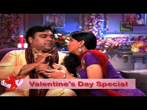Valentine's Day Special - Ram and Priya's loving moments - Tere Ishq Ki