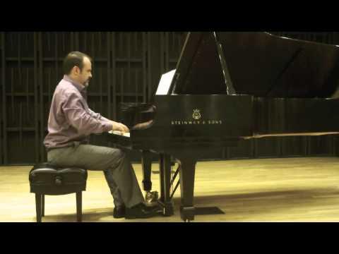 Sergei Prokofiev, Op. 65, No. 1, Morning