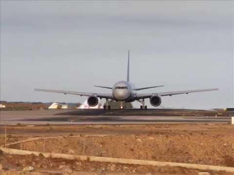 transaero,rossiya y vim airlines en tenerife