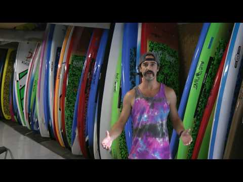 Blue Planet Surf How To: Rental Reservations