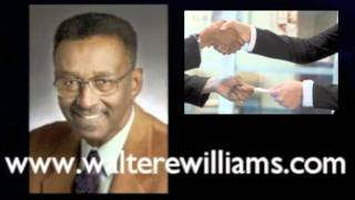 Walter E Williams - What Are They Buying?