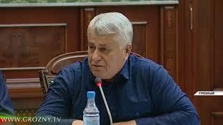В Грозном обсудили вопросы развития топливно-энергетического комплекса ЧР