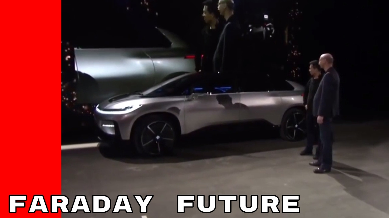 Faraday Future Ff91 Self Parking Presentation Fail Try Not To Cringe You