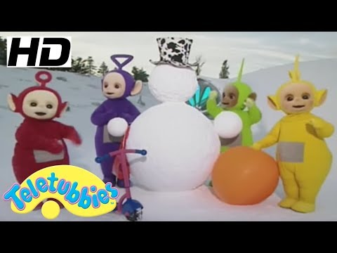 ★Teletubbies Episodes★ Teletubbies Merry Christmas Compilation ★ Full Episode - HD