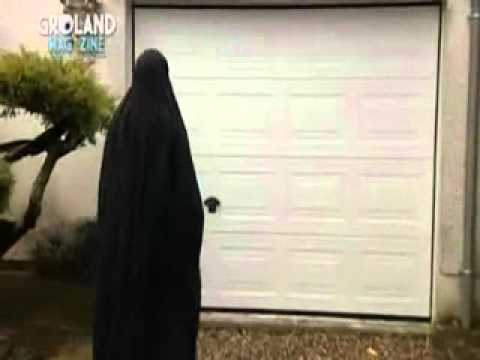 Car for Muslim women