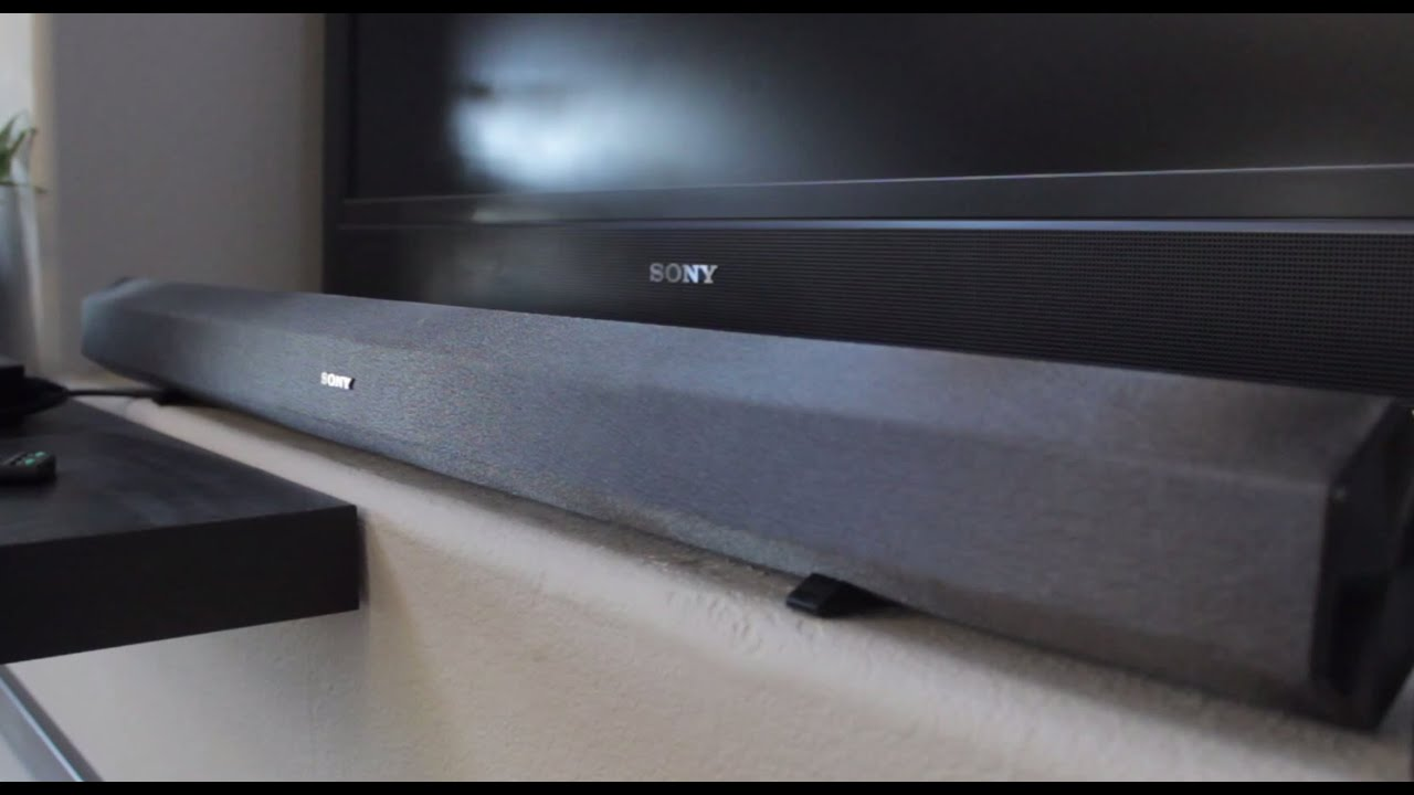 sony sound bar ht ct60 review