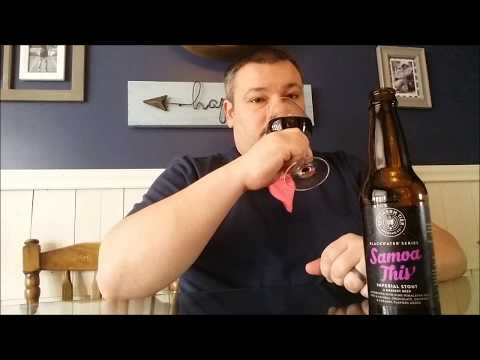 EBBB: Southern Tier Samoa This - Review #489