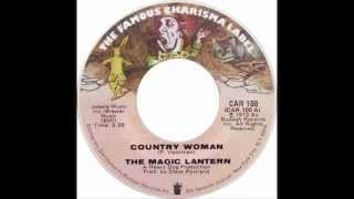 Magic Lanterns - Country Woman (1972)