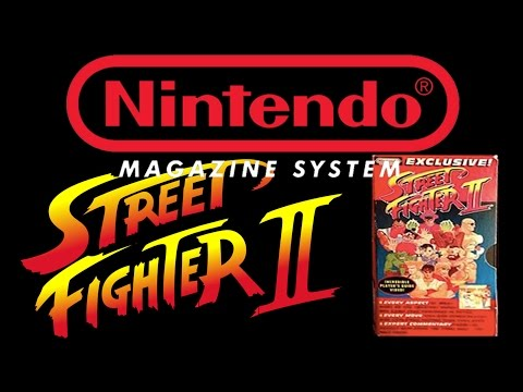 Street Fighter 2 - NMS Player's Guide
