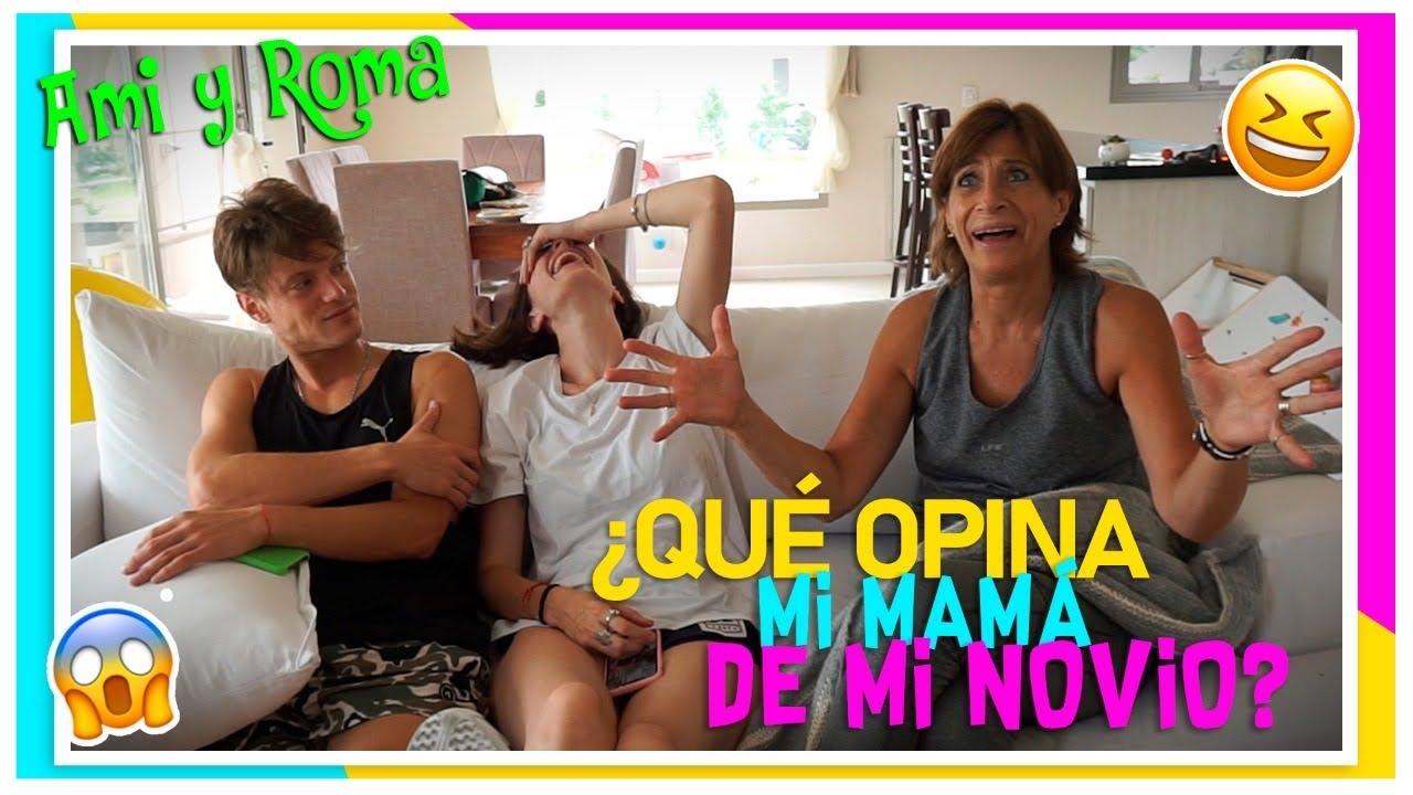 MI MAMA PREFIERE A MI EX NOVIO..? ( Amira Chediak y Roma Ferró ) ft Lionel Ferro