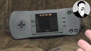 Atari Lynx Part 2: Some games   Ashens