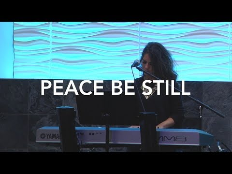 PEACE BE STILL  - LAUREN DAIGLE - Cover by Jennifer Lang