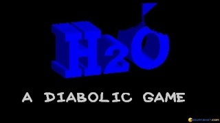 H2O gameplay (PC Game, 1996)