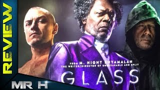 GLASS Trailer 2 REACTION Breakdown