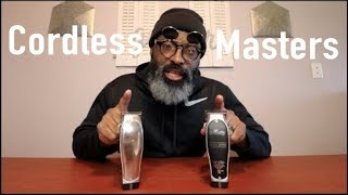 Andis Cordless Masters FULL Review