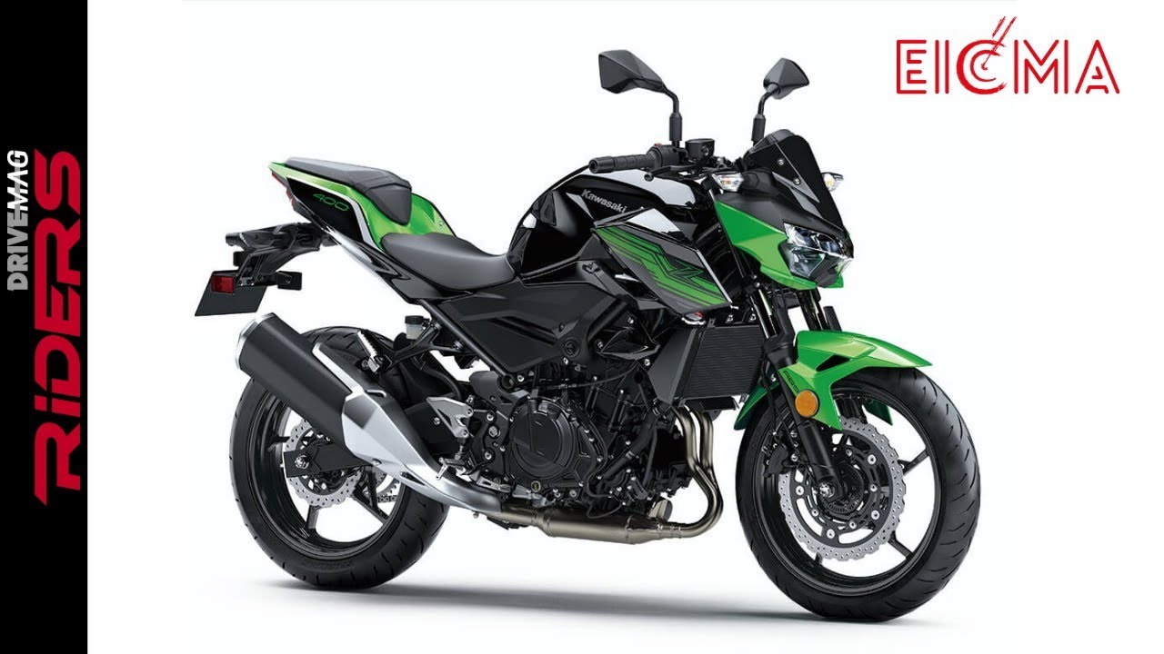 2019 Kawasaki Z400 Walkaround