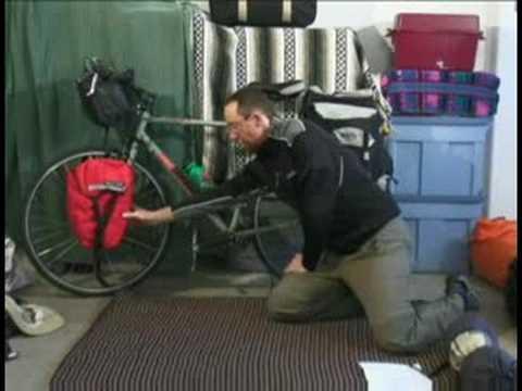 Planning a Bike Tour : Bike Tours: Racks & Bags
