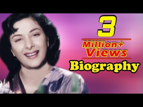 Nargis Dutt - Biography