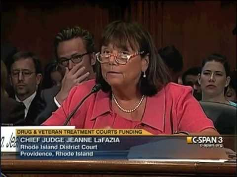 Senate Judiciary Subcommittee Hearing on Drug Courts and Veterans Treatment  Courts