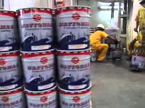 National Paints - Emirates Factories