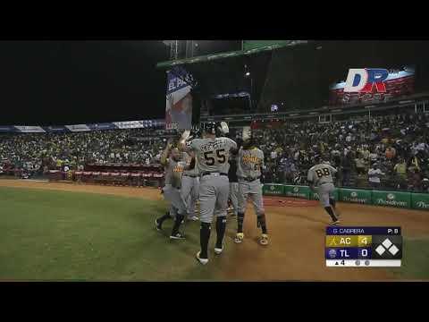 Resumen Tigres del Licey vs Toros del Este | 19 NOV 2019 | Serie Regular Lidom from YouTube · Duration:  5 minutes 29 seconds