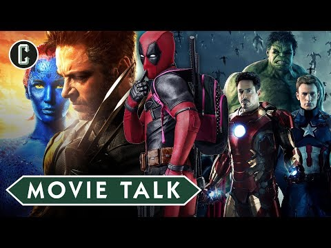 X-Men and Deadpool To Join MCU Says Disney - Movie Talk