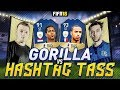 GORILLA vs HASHTAG TASS ON FIFA 18 ULTIMATE TEAM | PRIME 93 HENRY & 94 RONALDO